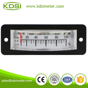 Mini type thin edgwise BP-15 AC10V 100% rectifier spindle load meter