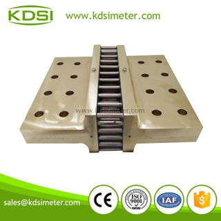 High quality SHUNT BE-100mV 10000A dc current shunt resistor