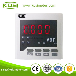 Hot Selling Good Quality BE-72 Q single-phase digital reactive power meter