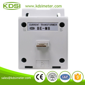 KDSI electronic apparatus BE-M8 5/5A current transformer for ac ammeter