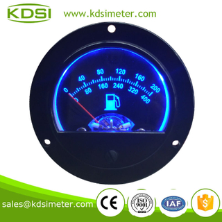 2016 new model BO-52 DC5V Blue backlighting 0-5v fuel gauge