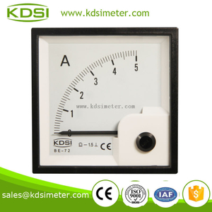 Factory direct sales BE-72 72*72 DC5A portable current meter