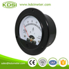 20 years Professional Manufacturer BO-65 DC Ammeter DC60mV 100A analog panel round ammeter