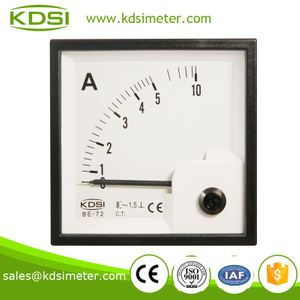 BE-72 AC Ammeter AC5A ampere meter