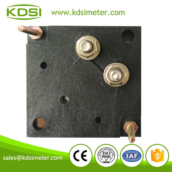 CE Approved BE-48 48*48mm DC4-20mA 1.6MPa analog current display pressure marine meter