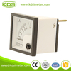 High quality BE-48 AC Ammeter AC10A panel analog ampere meter