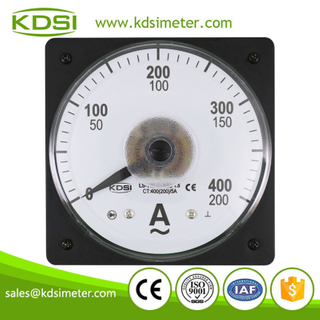 KDSI electronic apparatus LS-110 AC400/200/5A panel analog wide angle marine instrument panel