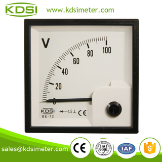 BE-72 AC Voltmeter with rectifier AC100V