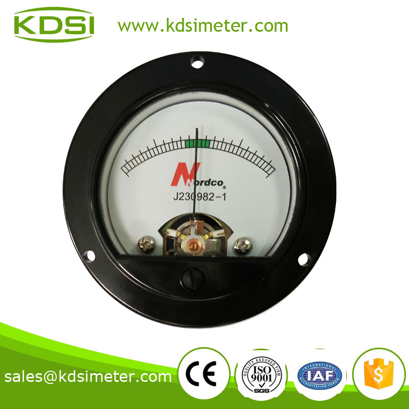 Hot sales high quality BO-52 DC+-1mA analog milliampere panel meter