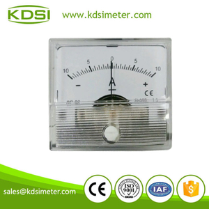 High quality professional BP-50 DC+-10A analog dc ampere meter