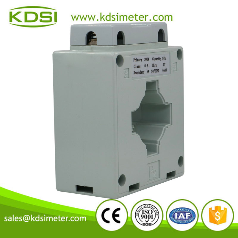 Factory direct sales BE-40CT 250/5A low Voltage Small Window Type Current Transformer