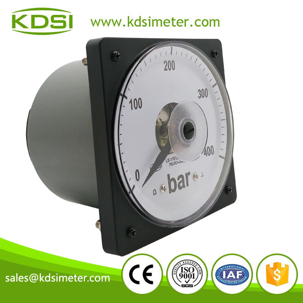 Hot Selling Good Quality LS-110 110*110 DC4-20mA 400Bar wide angle panel ampere meter