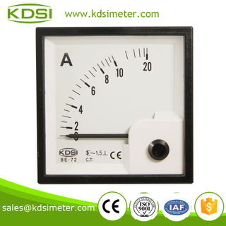 KDSI electronic apparatus BE-72 72*72 AC10A current ammeter