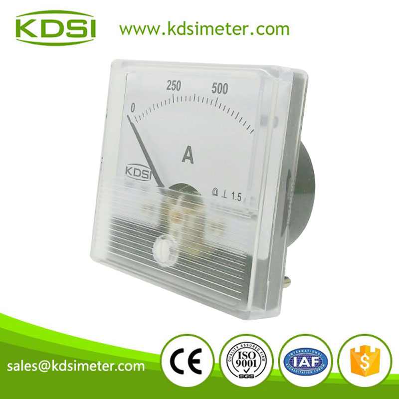Portable precise BP-60N DC225mV 750A high resistance special meter for welding machine