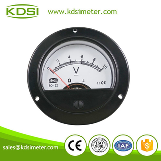 Original manufaturer Best Quality BO-52 DC10V electronic voltmeter