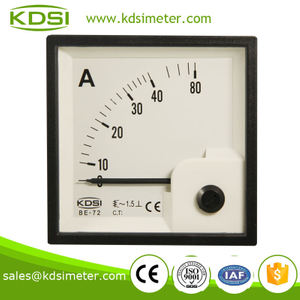 High quality professional BE-72 AC40A ammeter with output