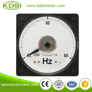 LS-110 Frequency meter 4.2KV/120V 55-65HZ wide angle hz meter