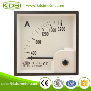 Factory direct sales BE-96 96*96 AC1600/5A current meter