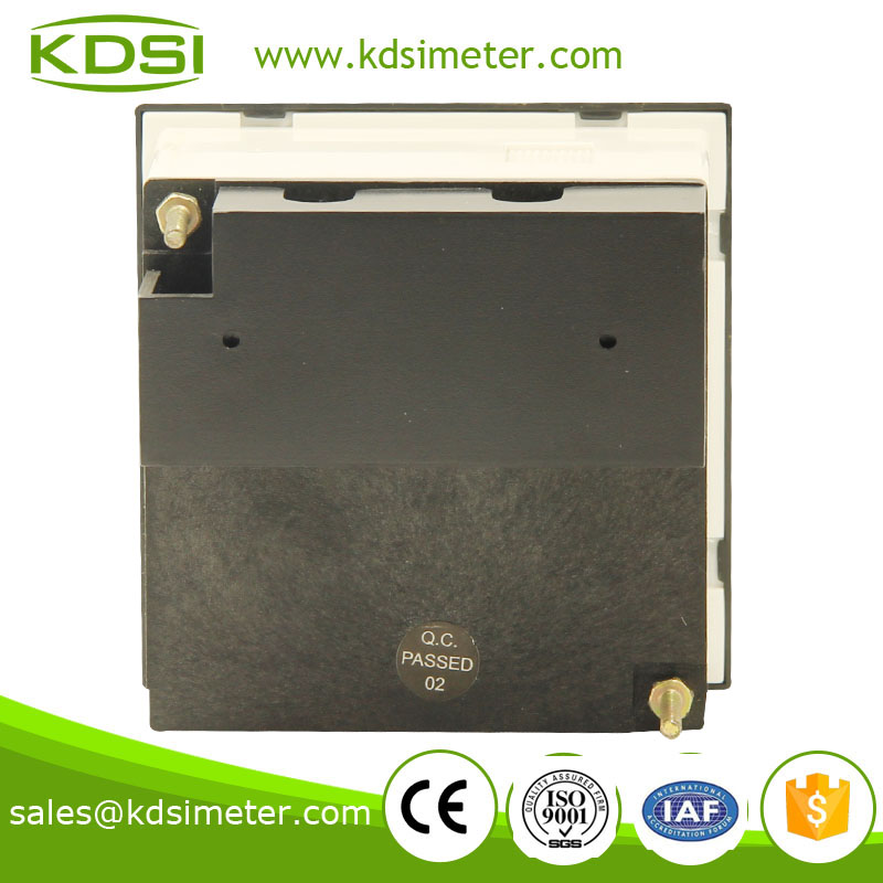 Dustproof BE-72 AC1000 / 5A high current meter