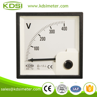 Taiwan technology BE-72 72*72 DC400V super-mini voltmeter
